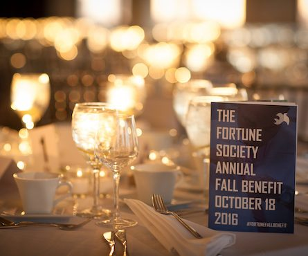 The Fortune Society Annual Fall Benefit
