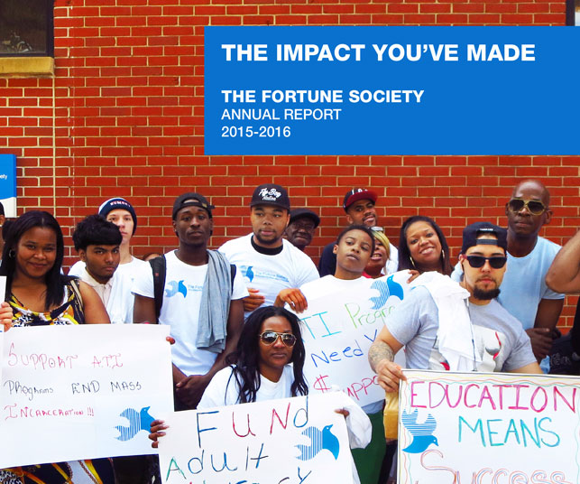 The Impact You've Made: A Look at Fortune in 2015-2016