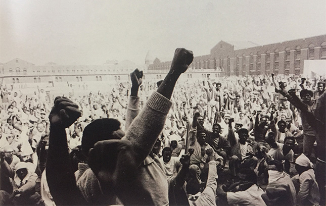 49 Years After Attica: The Movement Continues