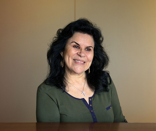 Nancy Lopez, Director of Centralized Admissions at The Fortune Society