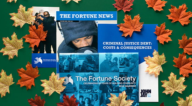 10 Ways to Give to The Fortune Society