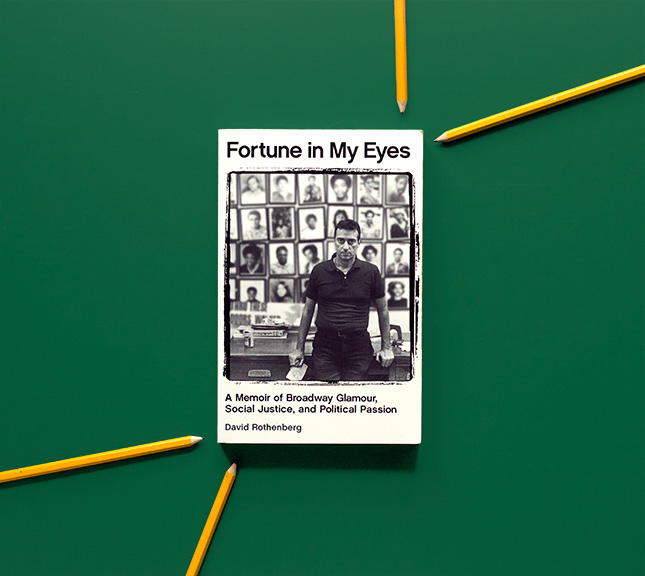 Fortune in My Eyes by David Rothenberg