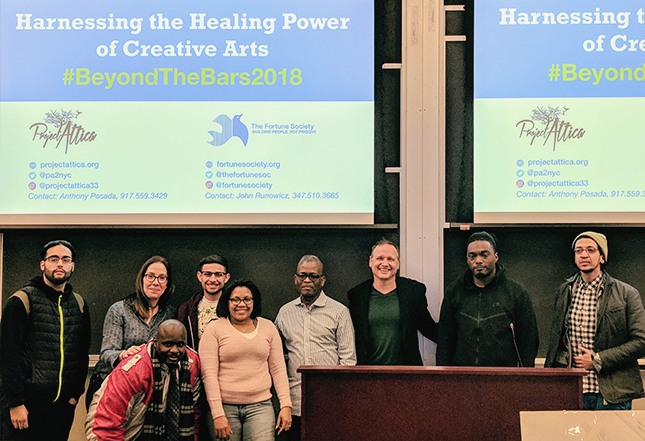 The Fortune Society at the 8th Annual Beyond the Bars Conference