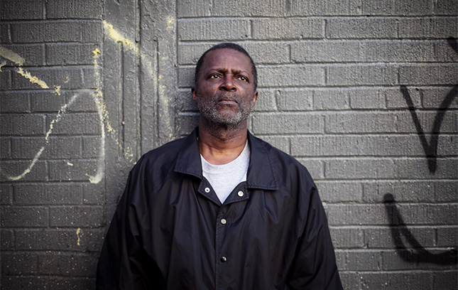 Eugene King, a participant at The Fortune Society who found mental health support and reentry success.