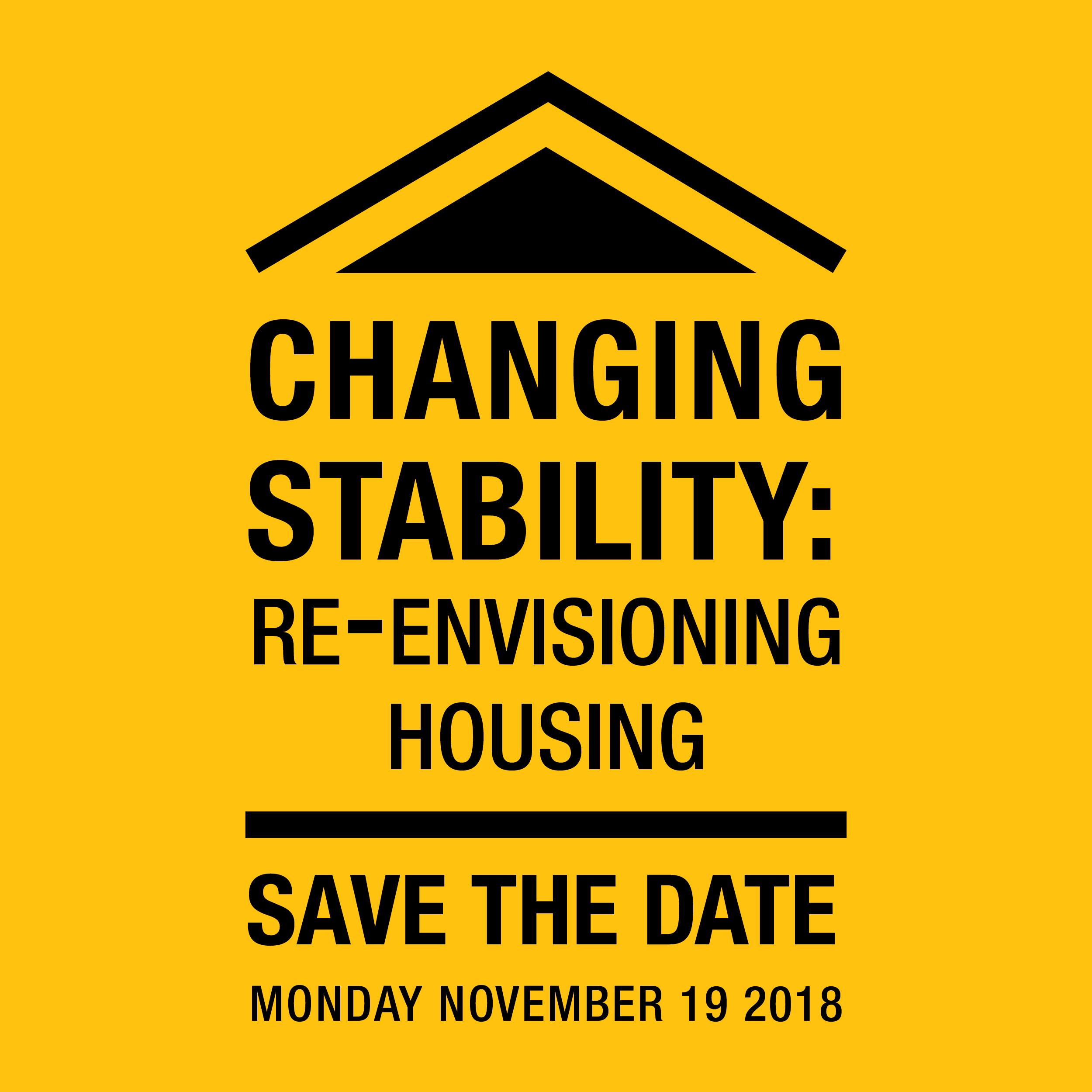Changing Stability: Re-Envisioning Housing