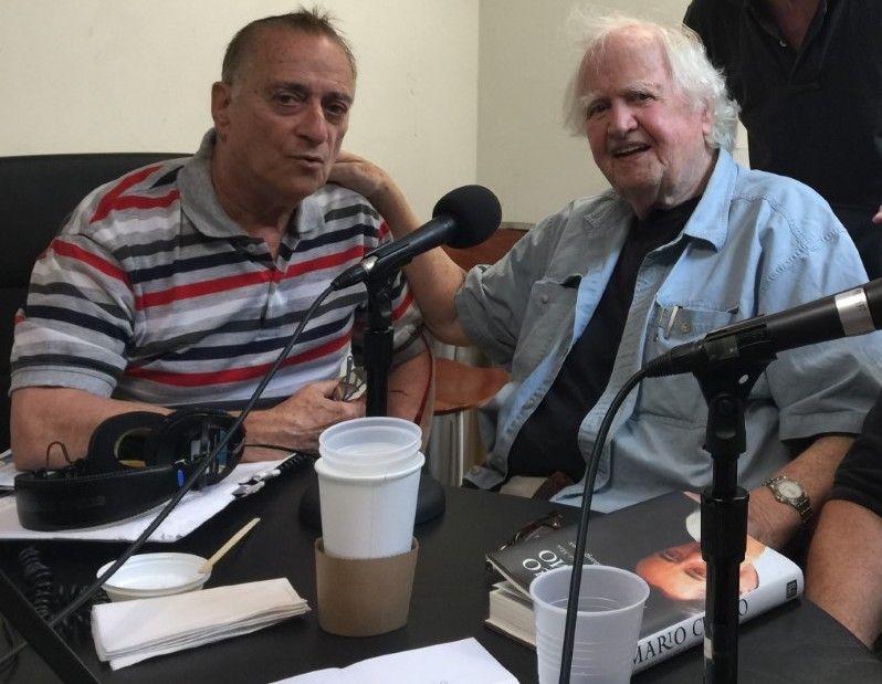 A Conversation with Malachy McCourt and David Rothenberg