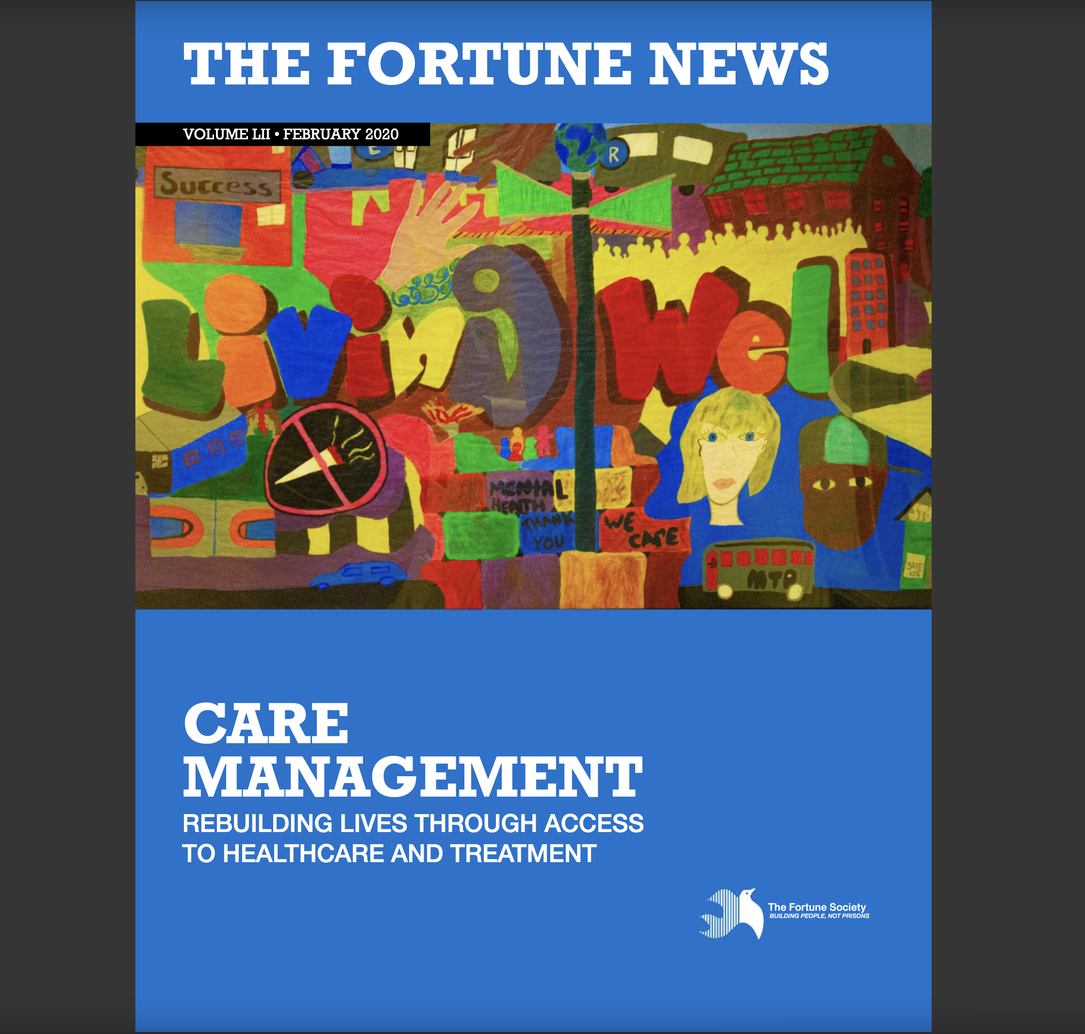 Read the Latest Issue of The Fortune News