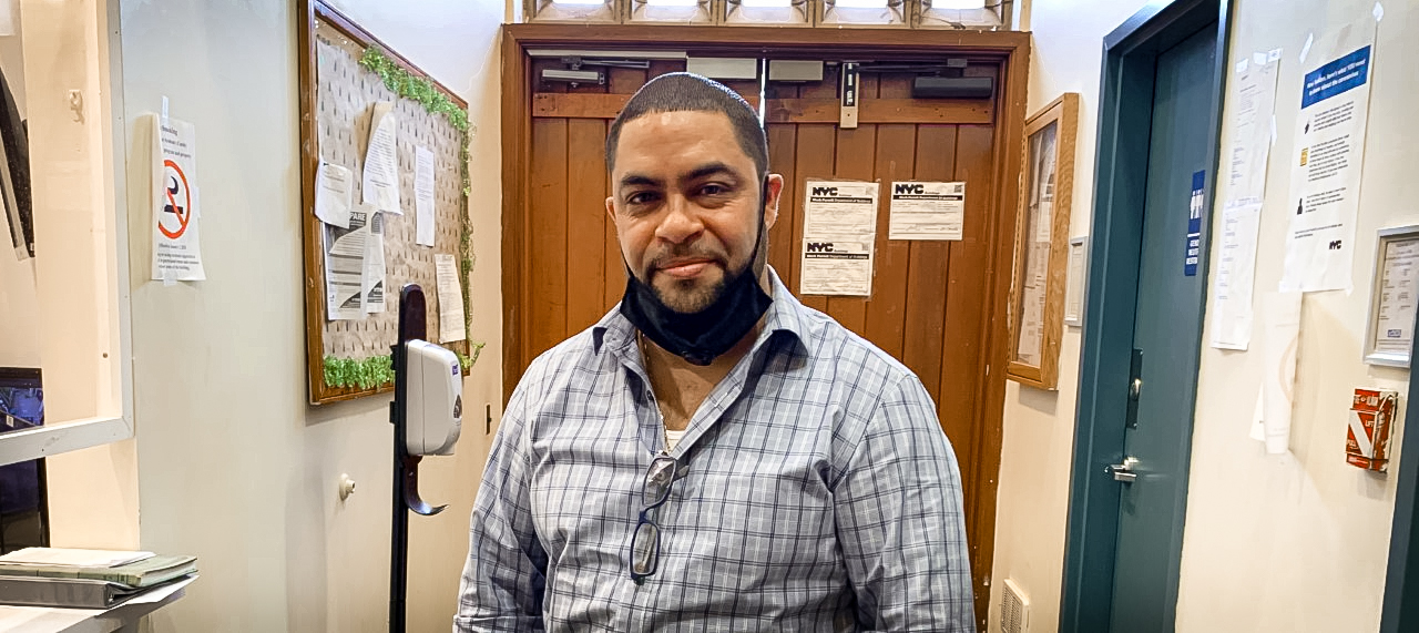 Staff Spotlight: How Luis Builds Community and Maintains Safe Housing