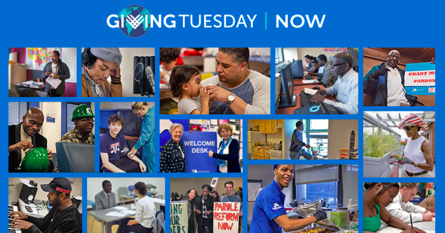 Donate to our Giving Tuesday campaign by May 5th