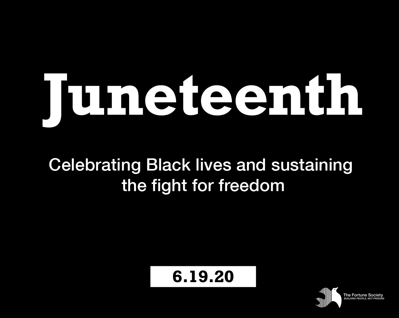 Sustaining the Fight for Black Lives on Juneteenth