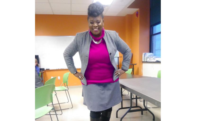 Volunteering to Give Hope: Meet Ethridge