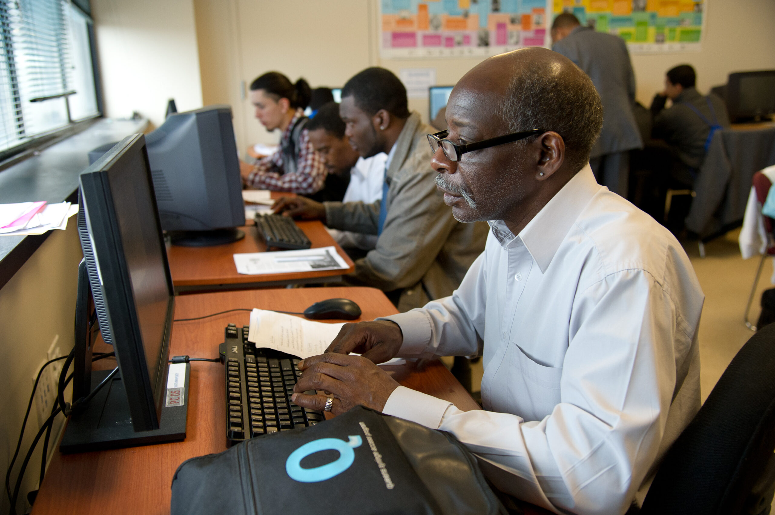 The Fortune Society & Google Train Justice-Involved People on Digital Skills
